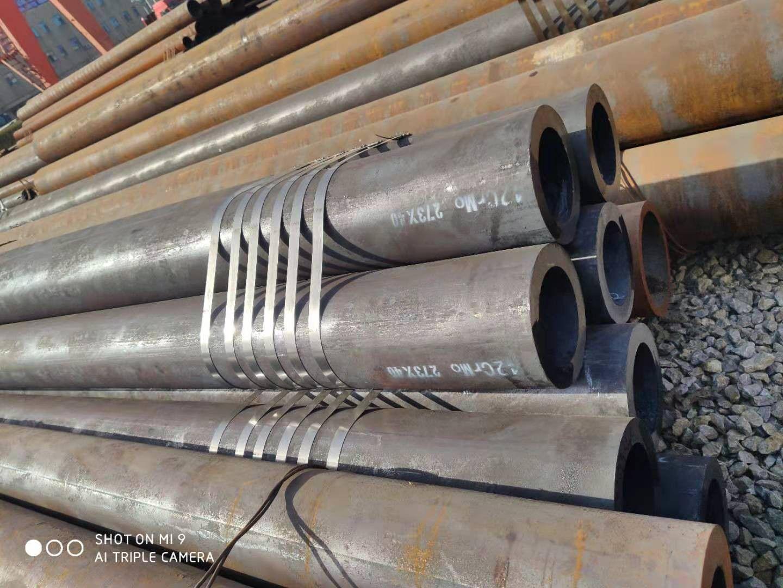 貴陽花溪區1cr5mo合金管使用客戶生產