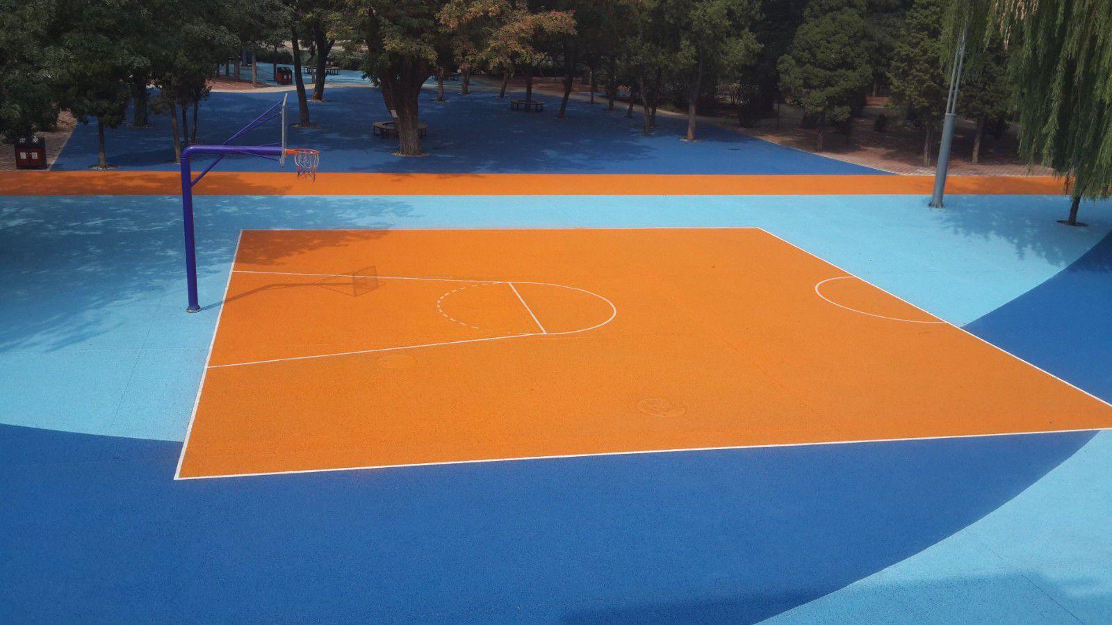 黑龍江彩色透水混凝土的施工應用級防御性能