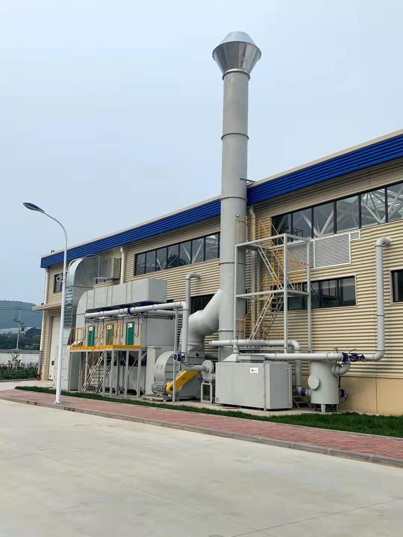 綏化蘭西縣RTO蓄熱式焚燒爐檢驗要求