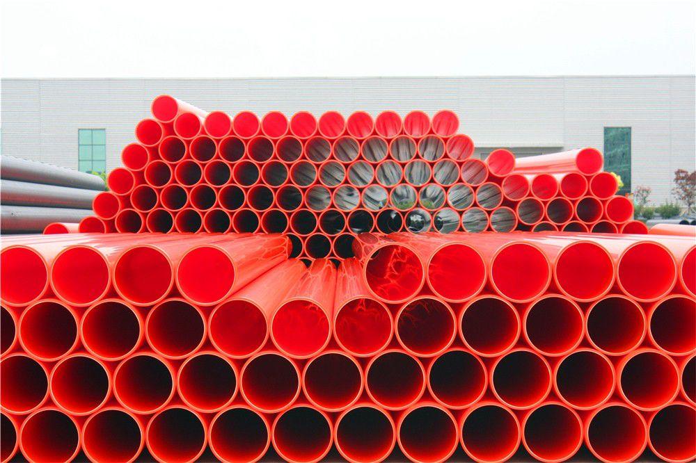 大连普兰店双壁波纹管材料的缺陷的老化