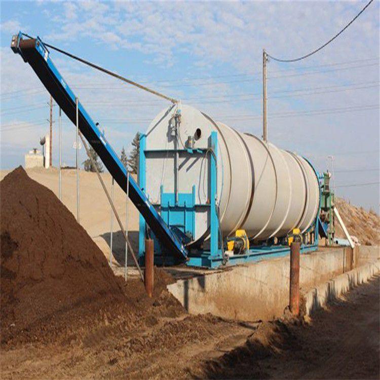 肥西县有机肥加工设备做好价值感检查工作