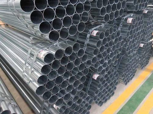 青州市镀锌圆管组成部分及主要技术参数