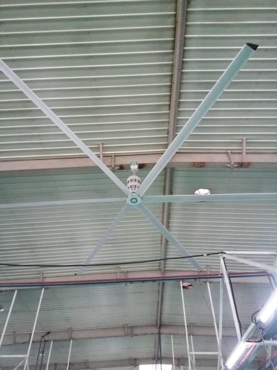 滁州定远县工业用地风扇要如何进行保养呢