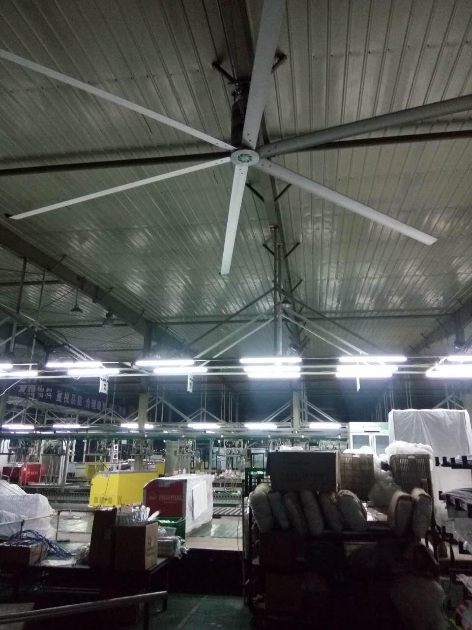 徐州泉山区工业车间用大风扇的轧制生产工艺