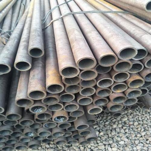 庄河市q355d无缝钢管有序推进