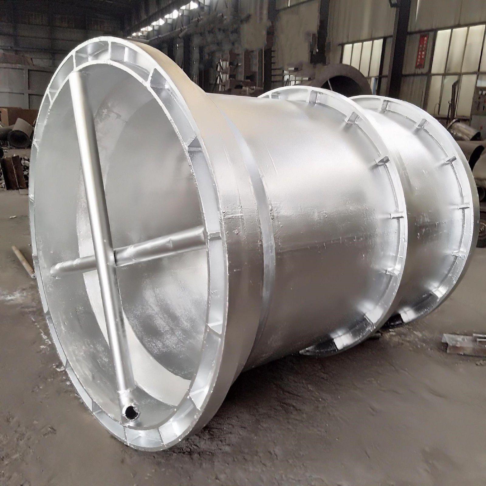 天门市304锅炉风帽穿孔技术的分析