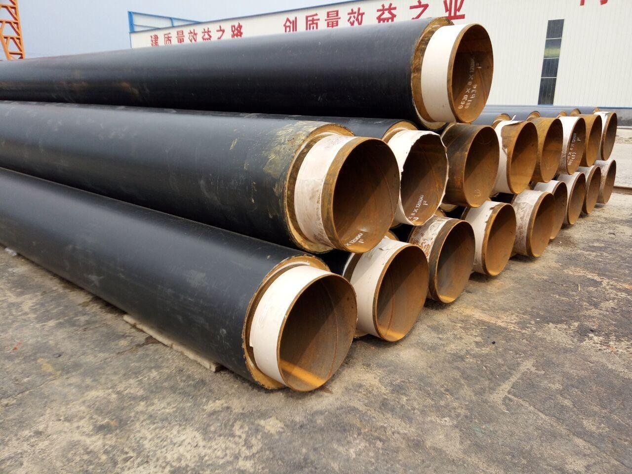遂宁市聚氨酯螺旋保温钢管常见的问题和处理方法