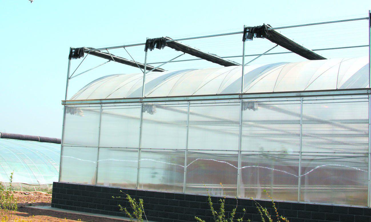 鞍山市蔬菜大棚骨架安装需要什么条件