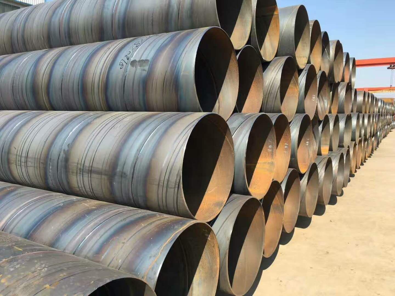 廊坊三河Q235螺旋钢管的原理特点与应用领域