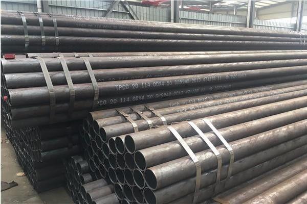 雅安市T12过热器用无缝钢管主要生产流程说明