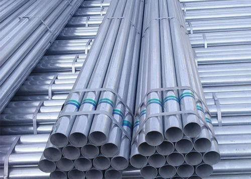 莱州市镀锌无缝钢管安装时的检查要求