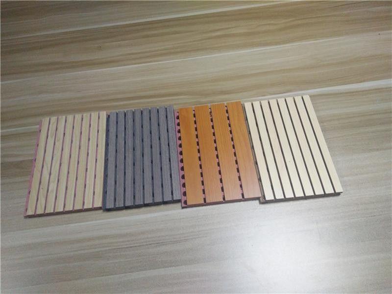 尚志市槽木吸音板为什么要进行钝化处理