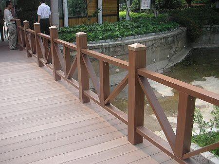 靖江市户外木塑地板