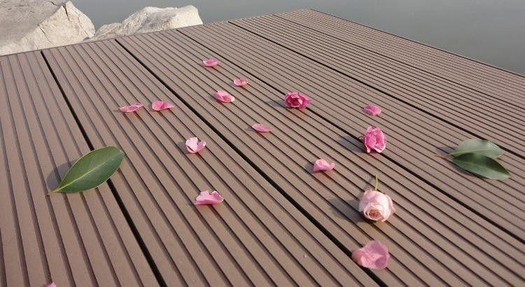 清远市木塑地板室外市场的总体趋稳