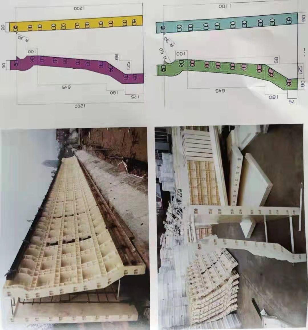 曲靖罗平县护栏塑料模板在化工行业的发展