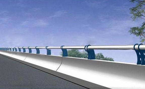 菏泽市桥梁防撞护栏的机械维护是怎么回事