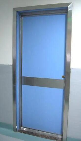 云浮市ct防辐射铅门的使用及选择问题