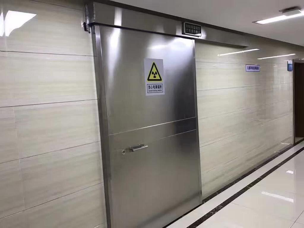滨州市放射科铅门浅谈的控制技术流程