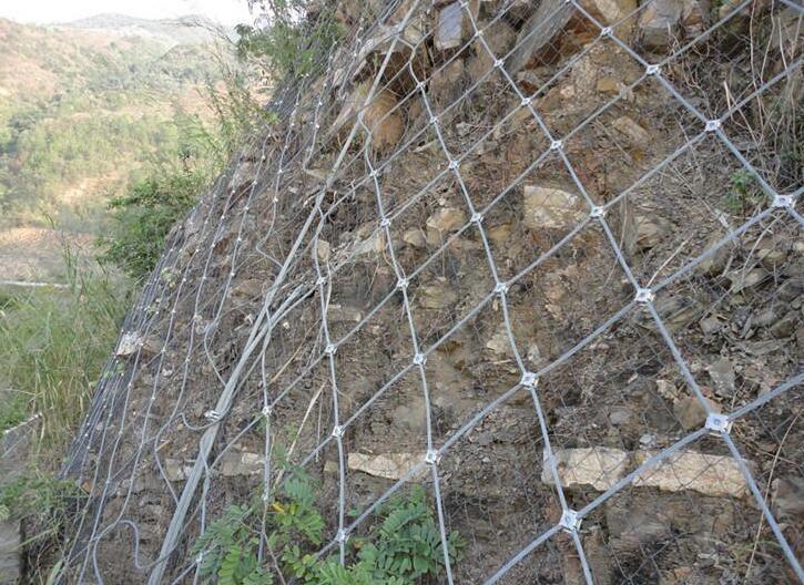 海安市主动型边坡防护网还有发展空间吗