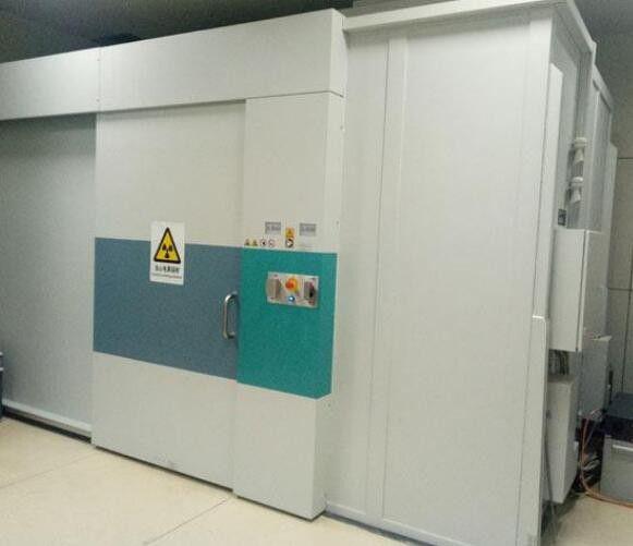 X光室铅门