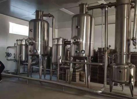 辽阳市mvr钛材蒸发器安装需要什么条件