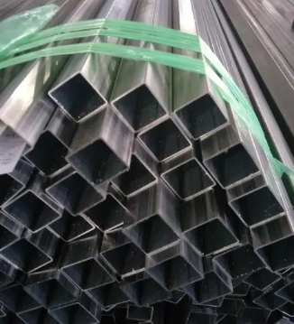 沙河市镀锌矩形方管