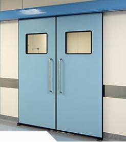 CT室防护铅门