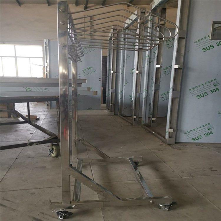 医院墙体钢骨架施工