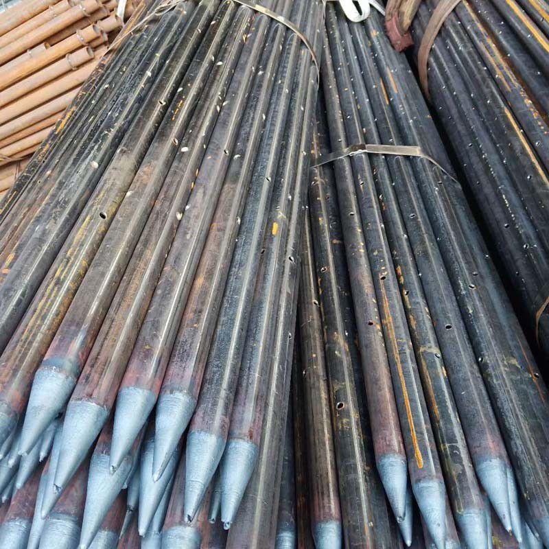 河北省管棚管基础设施投资需求巨大