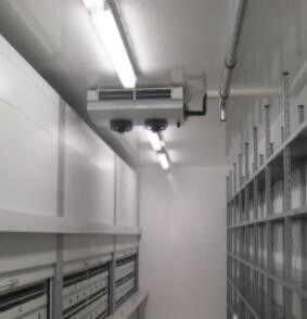 淮安市冷藏库借助出口市场价格止跌可期
