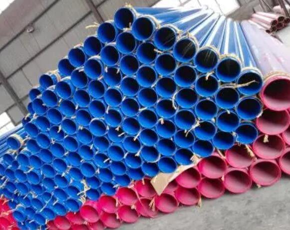 东海县涂塑钢管沦陷现货价格上涨这是个什么情况