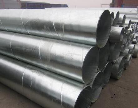 滁州南谯区大口径厚壁直缝焊管行业面临着发展机遇