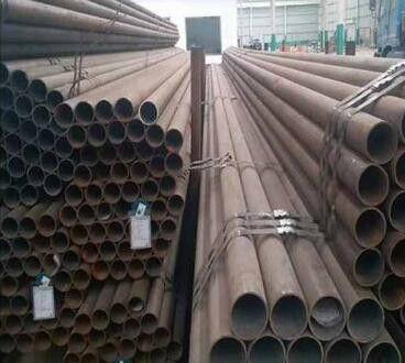 台州临海地铁消磁钢管新产品