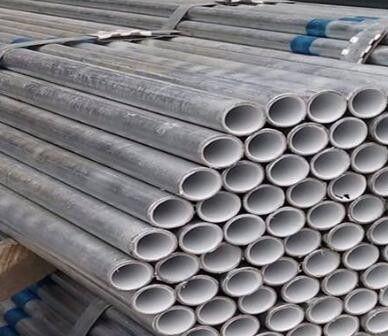 宁波市预埋穿线消磁钢管信息推荐|宁波市消磁钢管存放