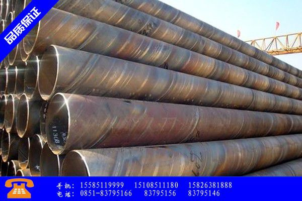 丽江市薄壁钢管规格重量表