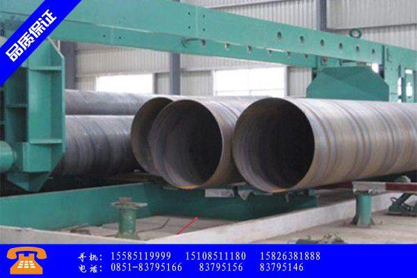 焊接钢管直径规格