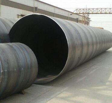 重庆垫江县螺旋钢管运输赢得市场