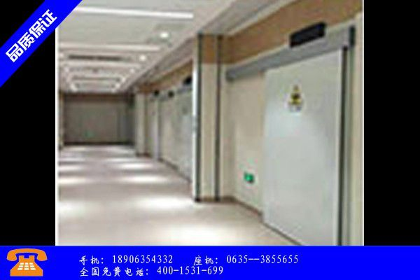 广州市防辐射铅门图片名称聚焦行业