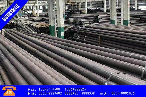 丽水市16Mn无缝钢管厂钢管规格表专注开发