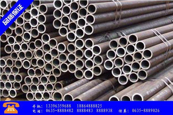 威海乳山常用厚壁无缝方管规格表直接材料