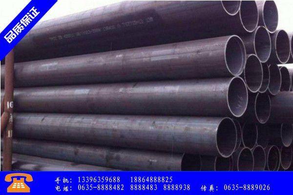 临夏回族和政县国标Q345B无缝钢管壁厚表价格走势预测