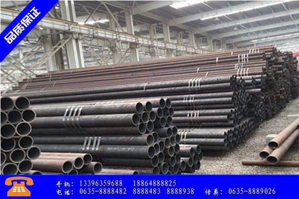 昌吉回族奇台县隧道钢管有哪几种缘何经历过山车般市场行情