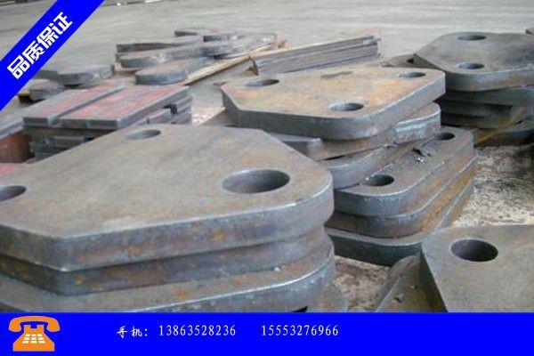 广西壮族自治区钢板切割加工种类分类新闻