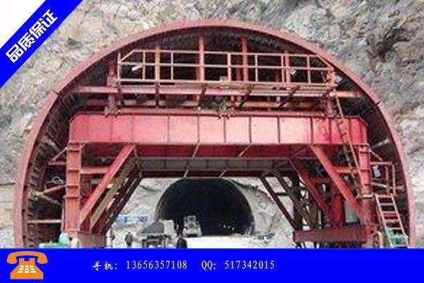 泸州市钢模板形式下半年市场走势将有好转