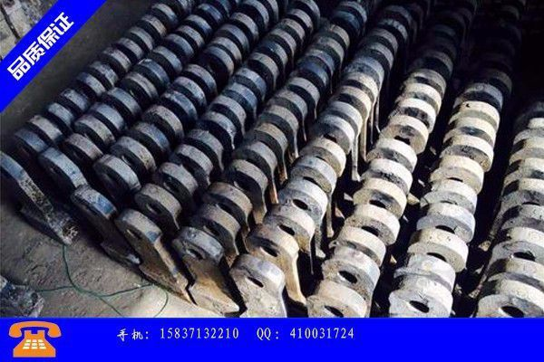 琼海市双金属复合锤头供应链品质管理