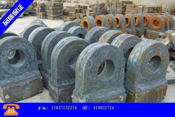 铜仁松桃苗族自治县双金属高铬锤头国内市场价格弱稳低迷