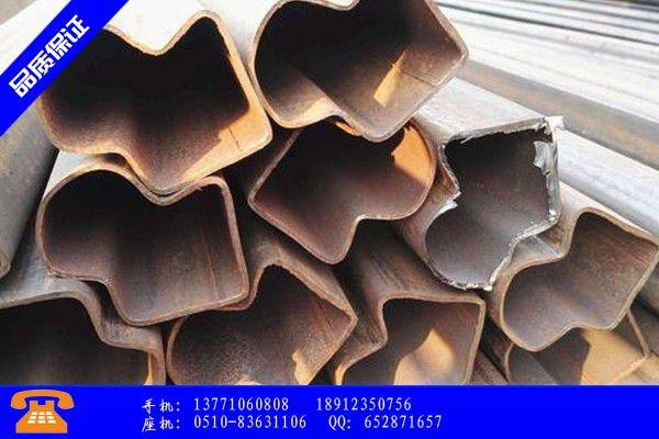 益阳安化县异型无缝钢管标准尺寸壁厚产品分
