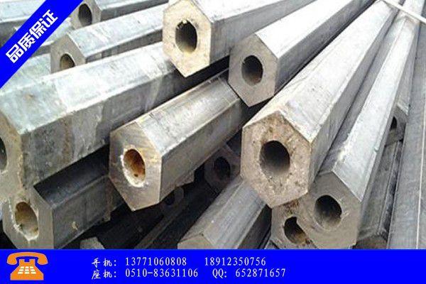 建阳异型无缝钢管规格表品质改善