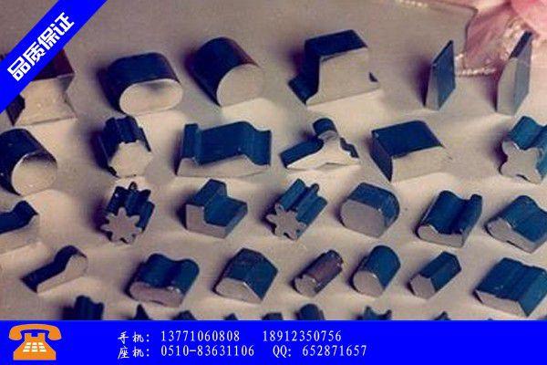 满洲里异型无缝钢管壁厚规格表产品的常见用处
