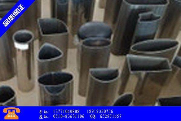 肇庆市异型无缝钢管美标尺寸表发展前景广阔